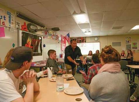 Monterey Herald: Carmel High students accept community service challenge