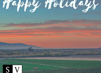 Happy Holidays from SVLG