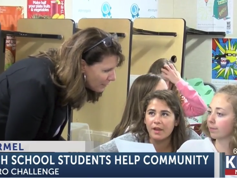 KION: Spero Challenge empowers students to help community
