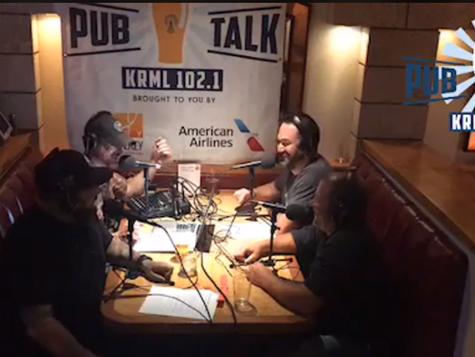 KRML: Pub Talk Interviews Spero Challenge's Brian Bajari
