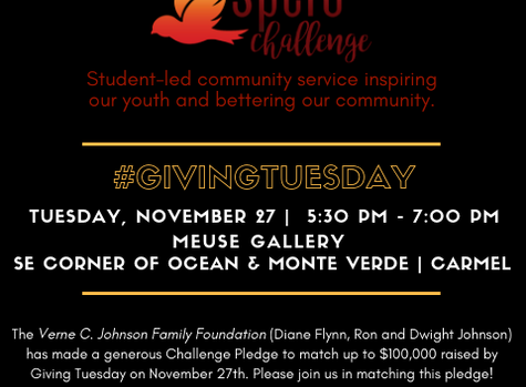 You are invited to a reception in support of Spero Challenge!