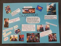 Marvin Plakat Superman
