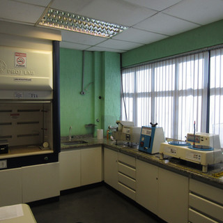 Laboratório de Metalografia
