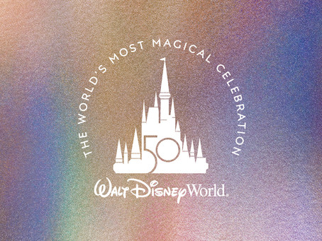 'The World's Most Magical Celebration' Begins Oct. 1 for Walt Disney World's 50th Anniversary!