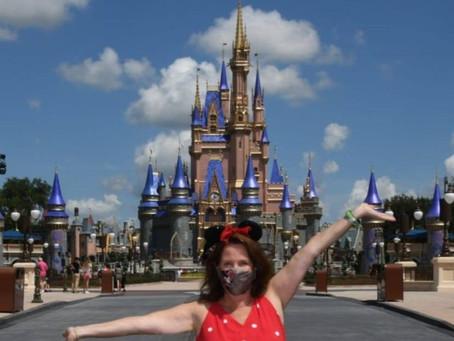 My Safe Visit to Disney and Universal Orlando!