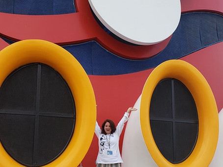 Disney Cruises aren't just for kids!