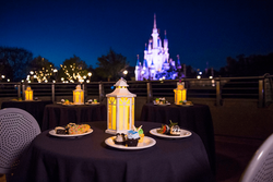 Minnie's Wonderful Christmastime Fireworks Dessert Party with Plaza Garden Viewing
