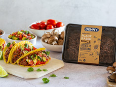 PLANT-BASED MINCE TACOS