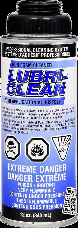 Lubri-Clean Foam Cleaner - 12oz (340mL)