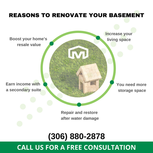Reasons to Renovate your Basement