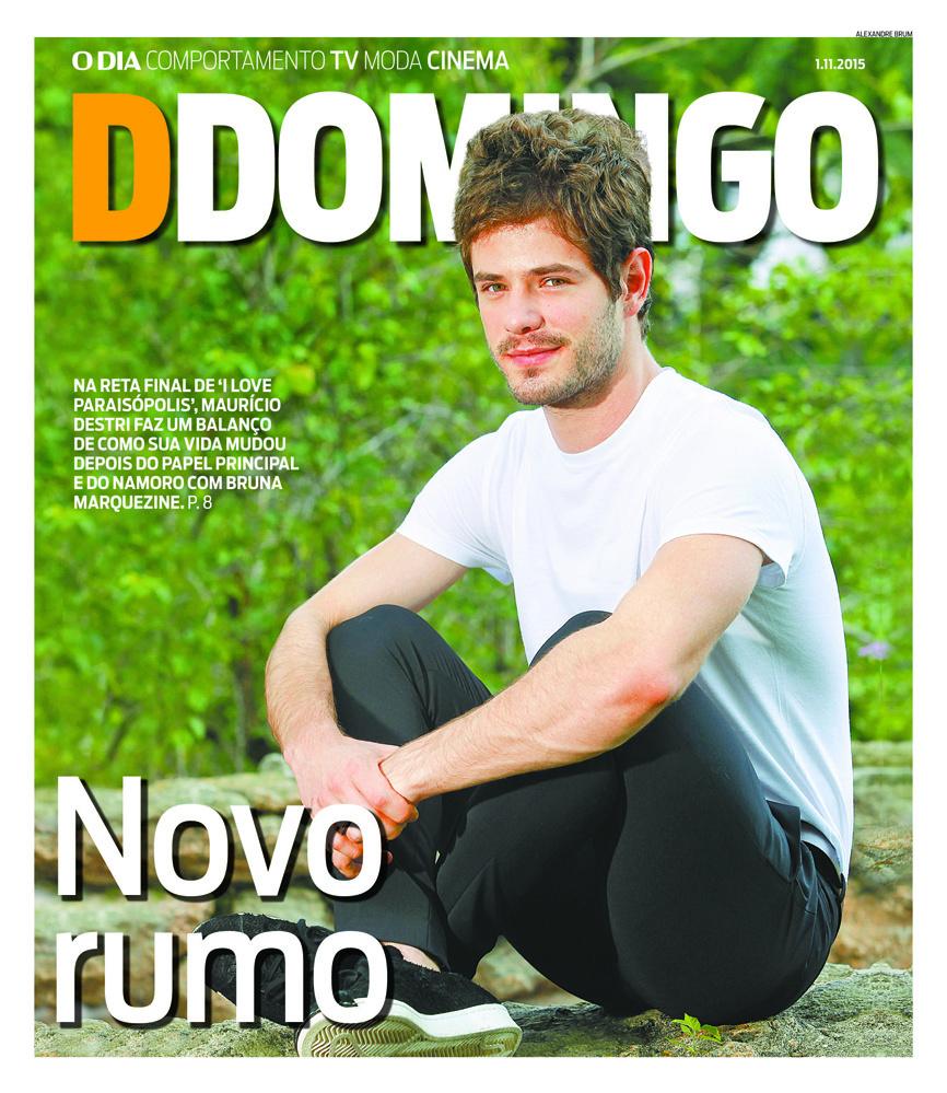 REVISTA D DOMINGO / JORNAL O DIA
