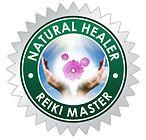 Certified Natural Healer Reiki Master ba