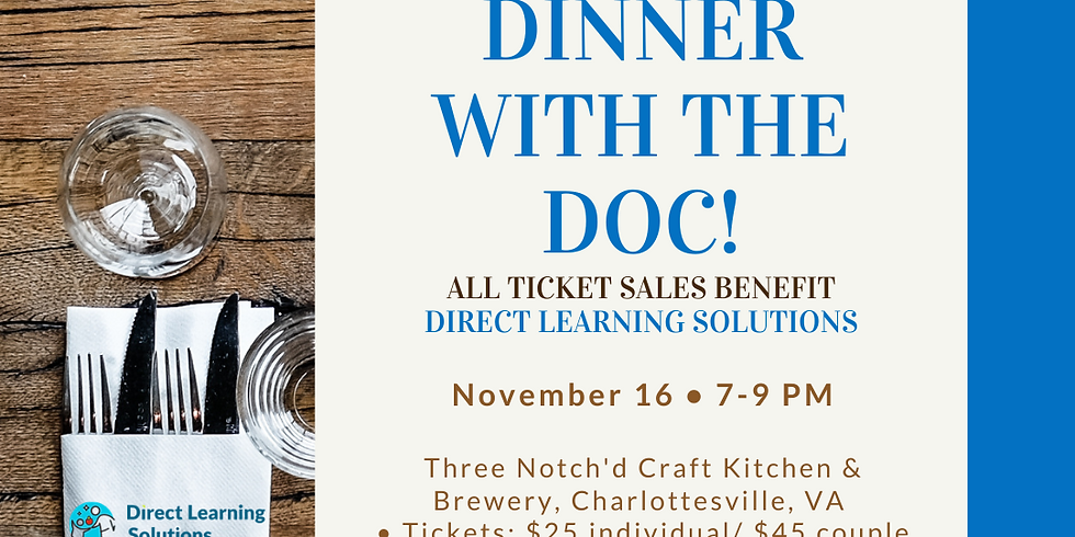 Dinner with the Doc - Direct Learning Solutions