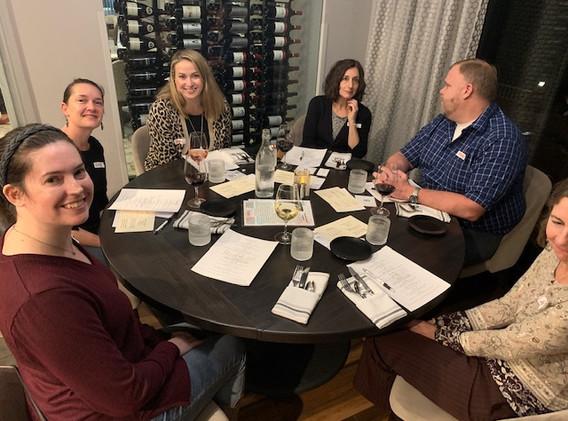 2019 November Dinner With The Doc