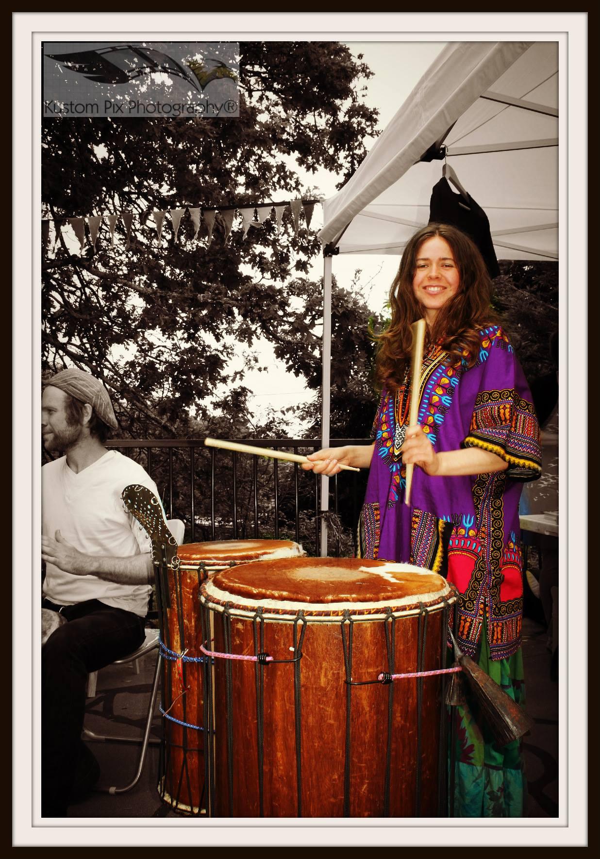 drumming 2 2013