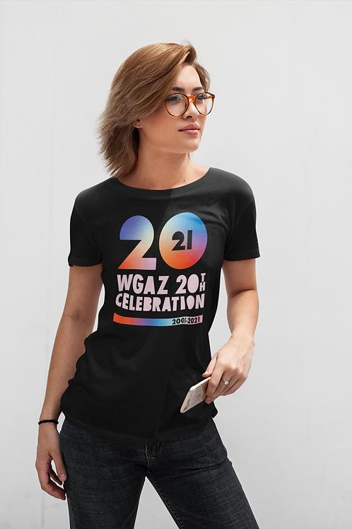 Women's 20th Anniversary Tee