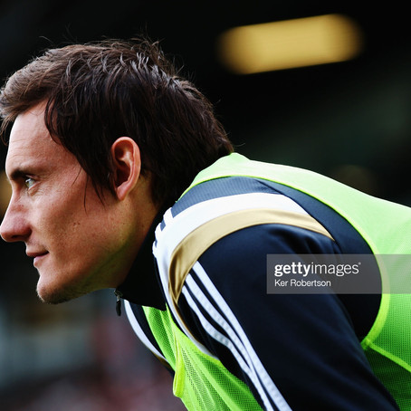 Dean Whitehead reflects on biggest disappointment of his playing career - and it came at Boro