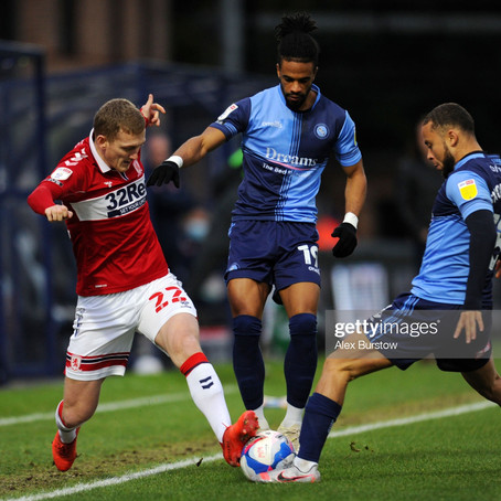 The Build Up: Middlesbrough vs Wycombe Wanderers