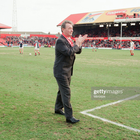 Brian Clough: The Boro Years