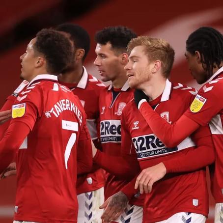 The Build Up: Middlesbrough vs Brentford