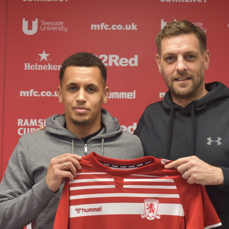 The Book of Ravel-ation: Ravel Morrison at Middlesbrough
