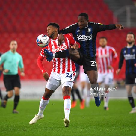 The Build Up: Middlesbrough vs Stoke City