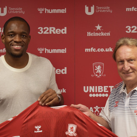 What Boro fans can expect from new boy Uche Ikpeazu