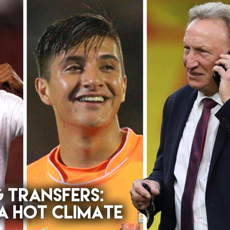 Talking Transfers: Jewels in a Hot Climate