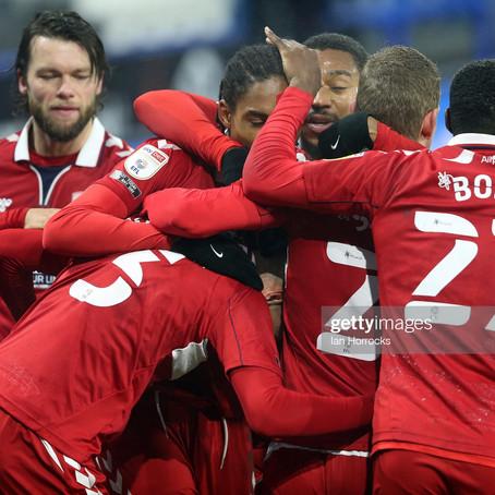 The Build Up: Middlesbrough vs Huddersfield