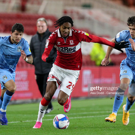 The Build Up: Coventry vs Middlesbrough