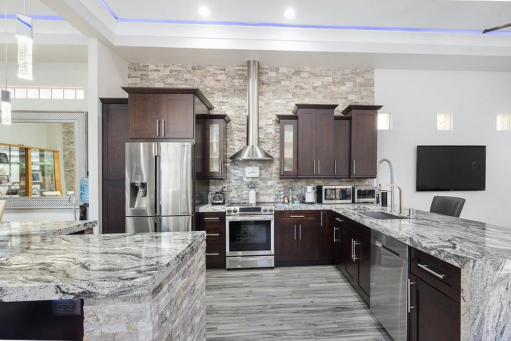 meja dapur marmer granit murah