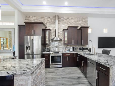 7 Tips Memilih Warna Meja Dapur Granit Agar Tampil Mewah dan Berkelas