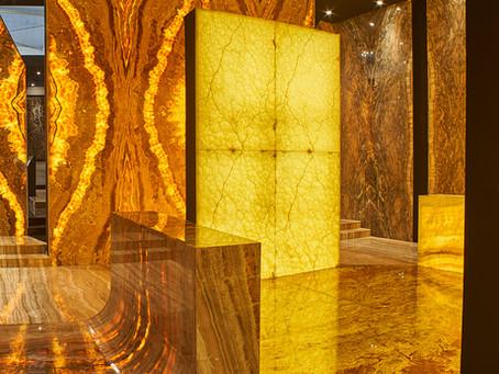Ide Penggunaan Batu Onyx untuk Mempercantik Hunian