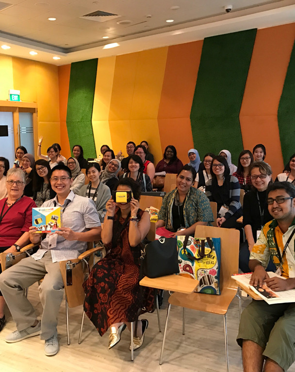 Asian Festival of Children Content ( AFCC) 2018