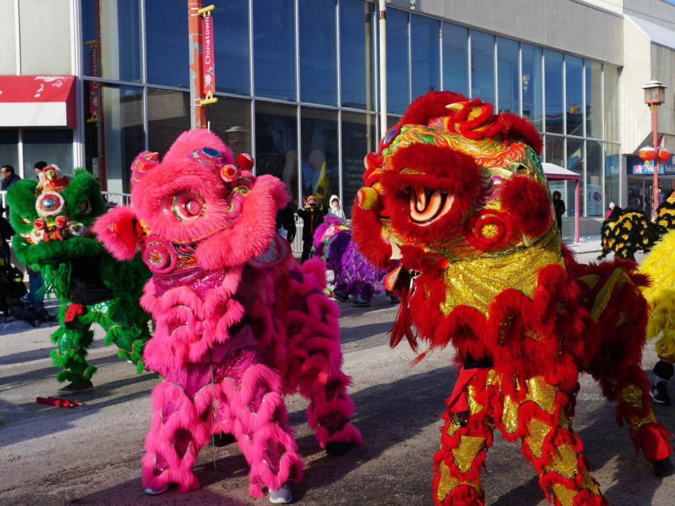 Chinese New Year Events