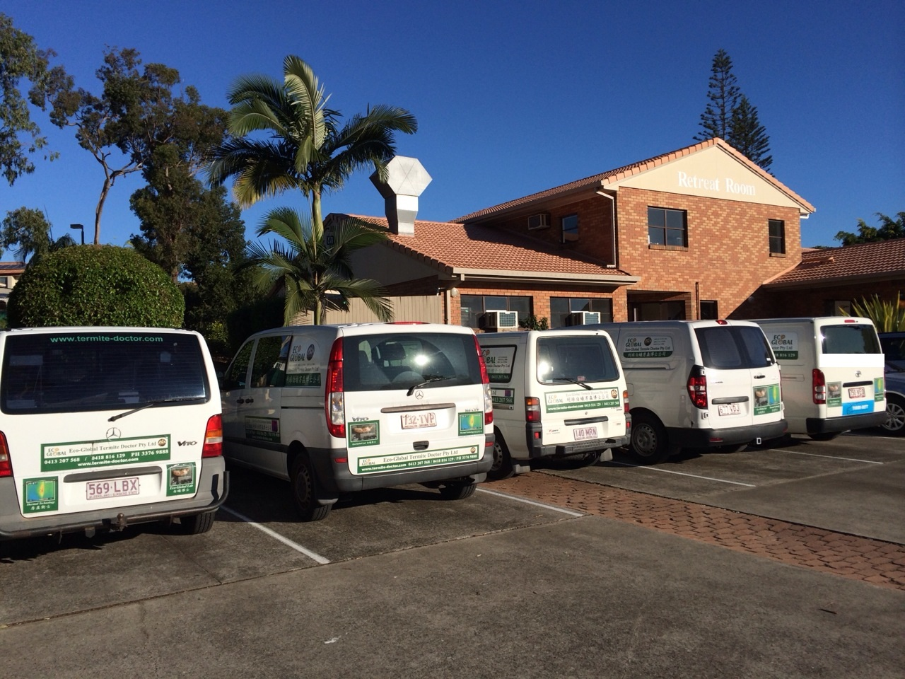EcoGlobal Fleet