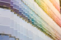 Peinture-échantillons-Hardware-Store