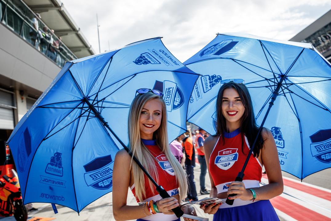 Marie und Anna für Prüstel GP