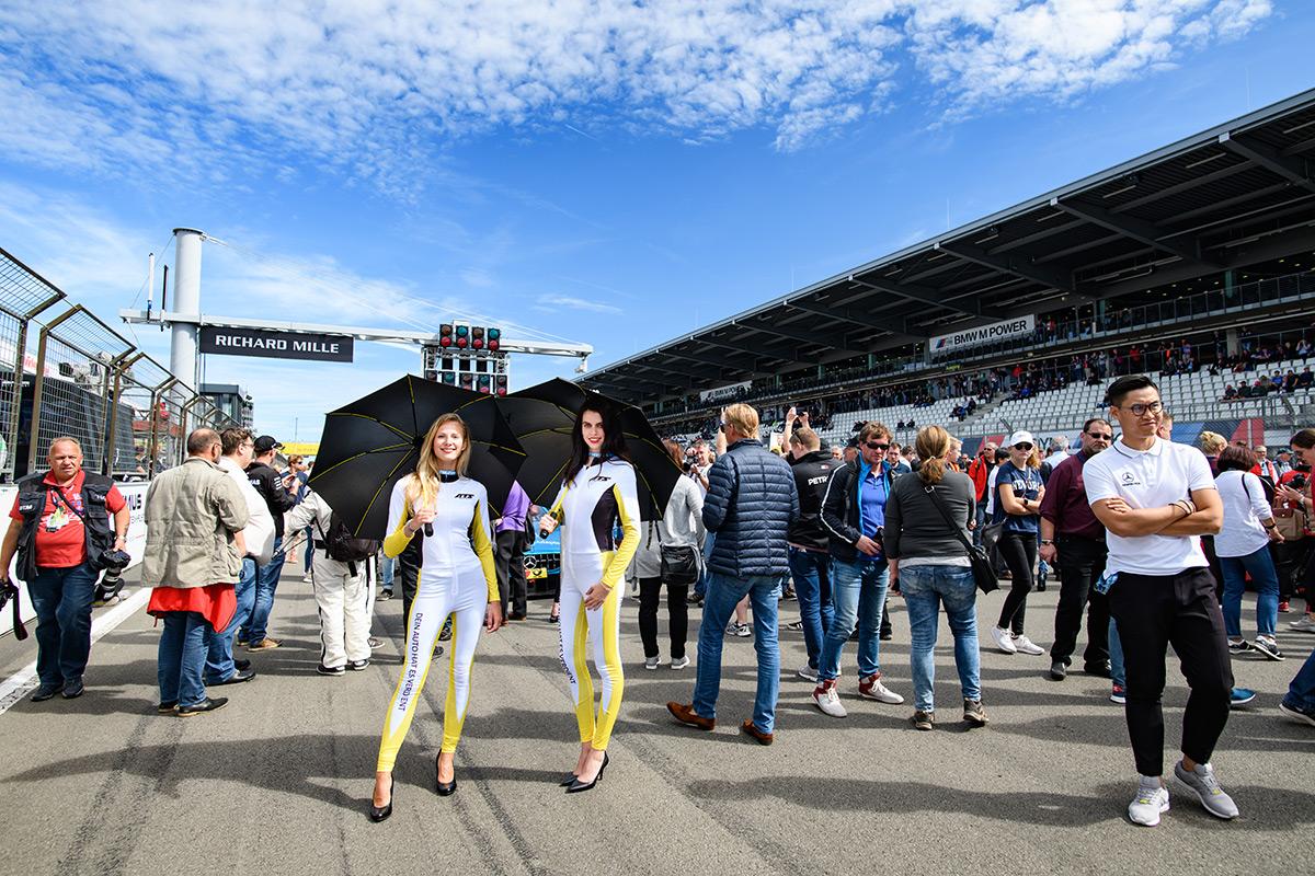 ATS Felgen DTM Nürburgring