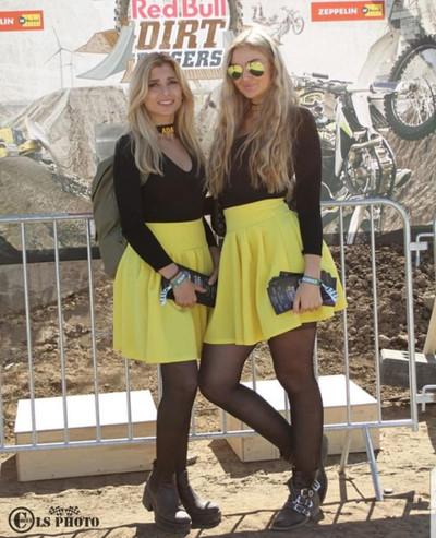 Mona und Dina für ADAC