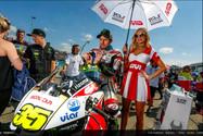 Marie für LCR Racing