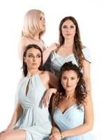 Maria, Laura, Anna, Shanna für Basedow