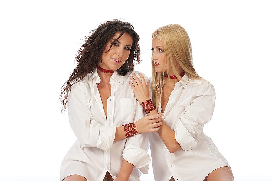 Marina und Lena für Frieda Jung