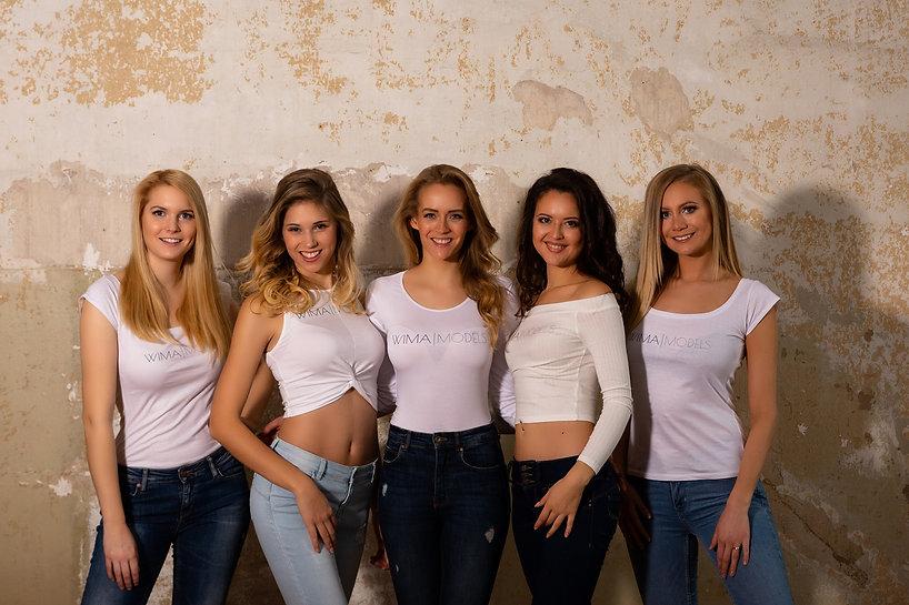 WIMA Models Modelagentur Chemnitz Sachsen Deutschland und Grid Girl Agentur international