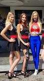 Lucy, Michelle für MotoGP Cashback, Marie für Prüstel GP