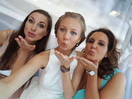 Claudia, Marie, Antonella für Basedow Fashion