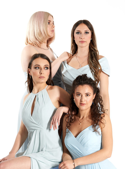 Maria-Lara, Laura, Anna, Shanna