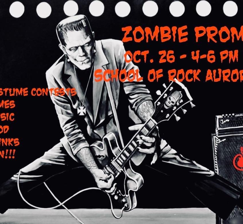zombie prom 2019