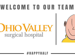 Ohio Valley Surgical joins Happy Half team!