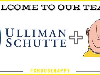 Ulliman Schutte Joins the Happy Half Team!